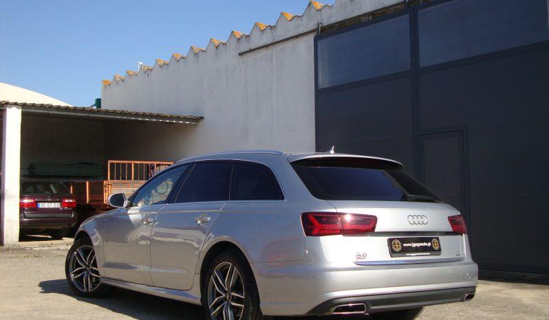 Audi A6 Avant completo